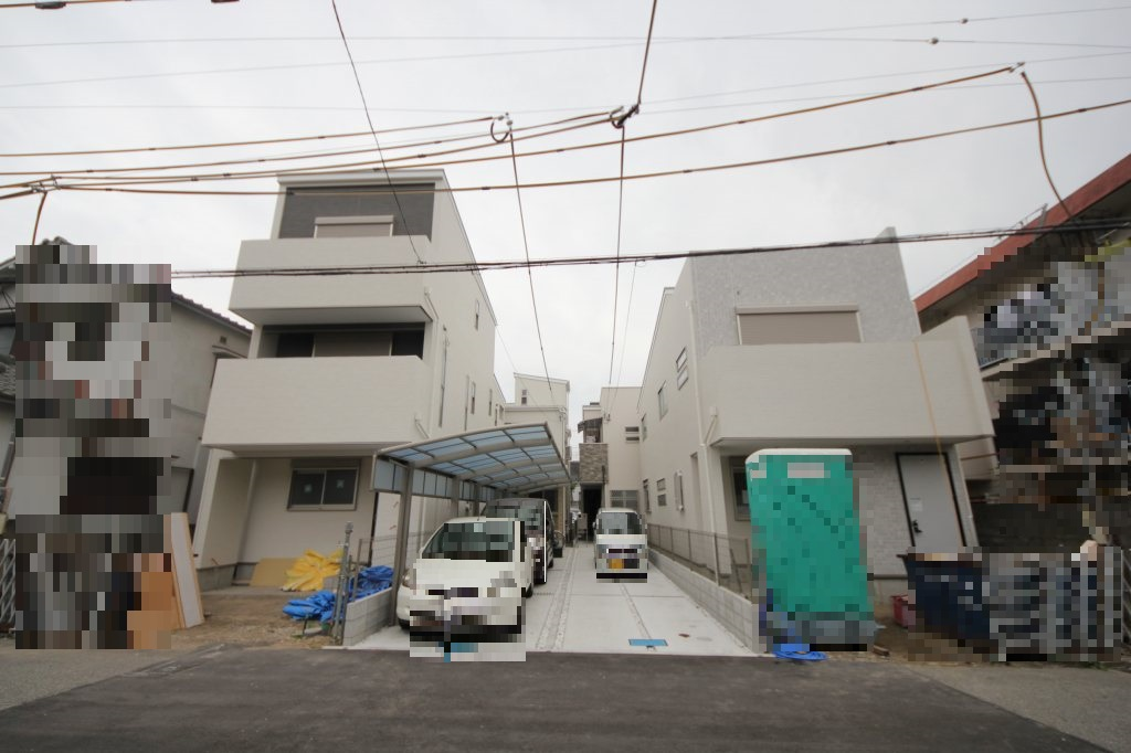 新築、阪急沿線、甲子園、阪神、今津、